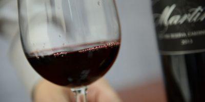 Walter y Zully aseguran que el vino es una bebida apasionante y por eso desean compartir sus conocimientos para reconocer un buen vino Foto:Oliver De Ros
