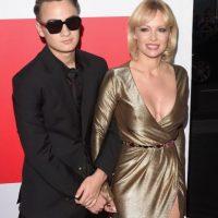 Hijo de Pamela Anderson y Tommy Lee Foto:Getty Images