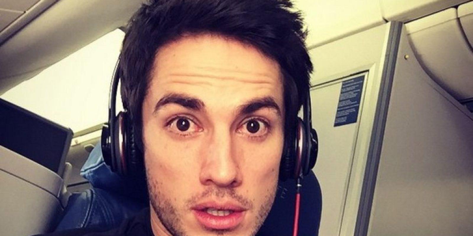 Michael Trevino es mejor conocido por su personaje de Tyler Lockwood Foto:Instagram/Michael_trevino