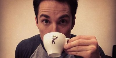 "Tayler participa en la serie ""The Vampire Diaries"" Foto:Instagram/Michael_trevino"