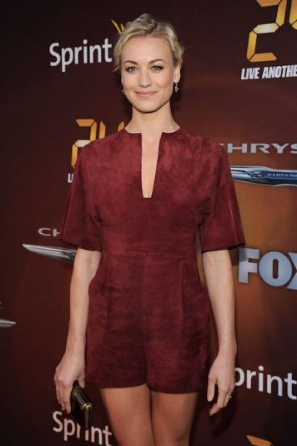 """La protagonista de la series """"Chuck"""" y """"Dexter"""" ganó el 65% de los votos. Foto:Getty Images"""