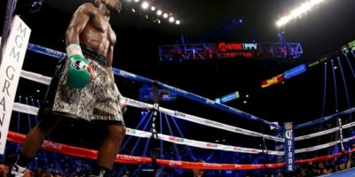 Floyd buscará mantener su invicto Foto: Getty Images