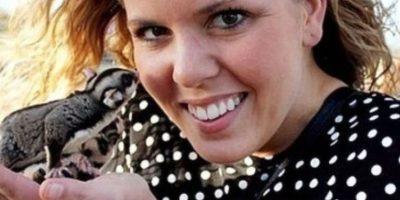 Whitney Fetters de 28 años Foto:Twitter