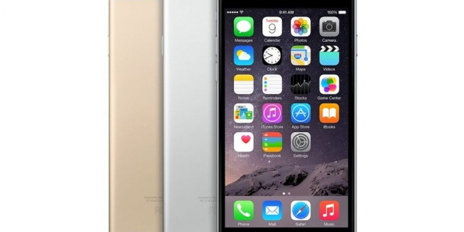 El iPhone 6 Plus sufre más daños en caídas desde una altura considerable. Foto:Apple