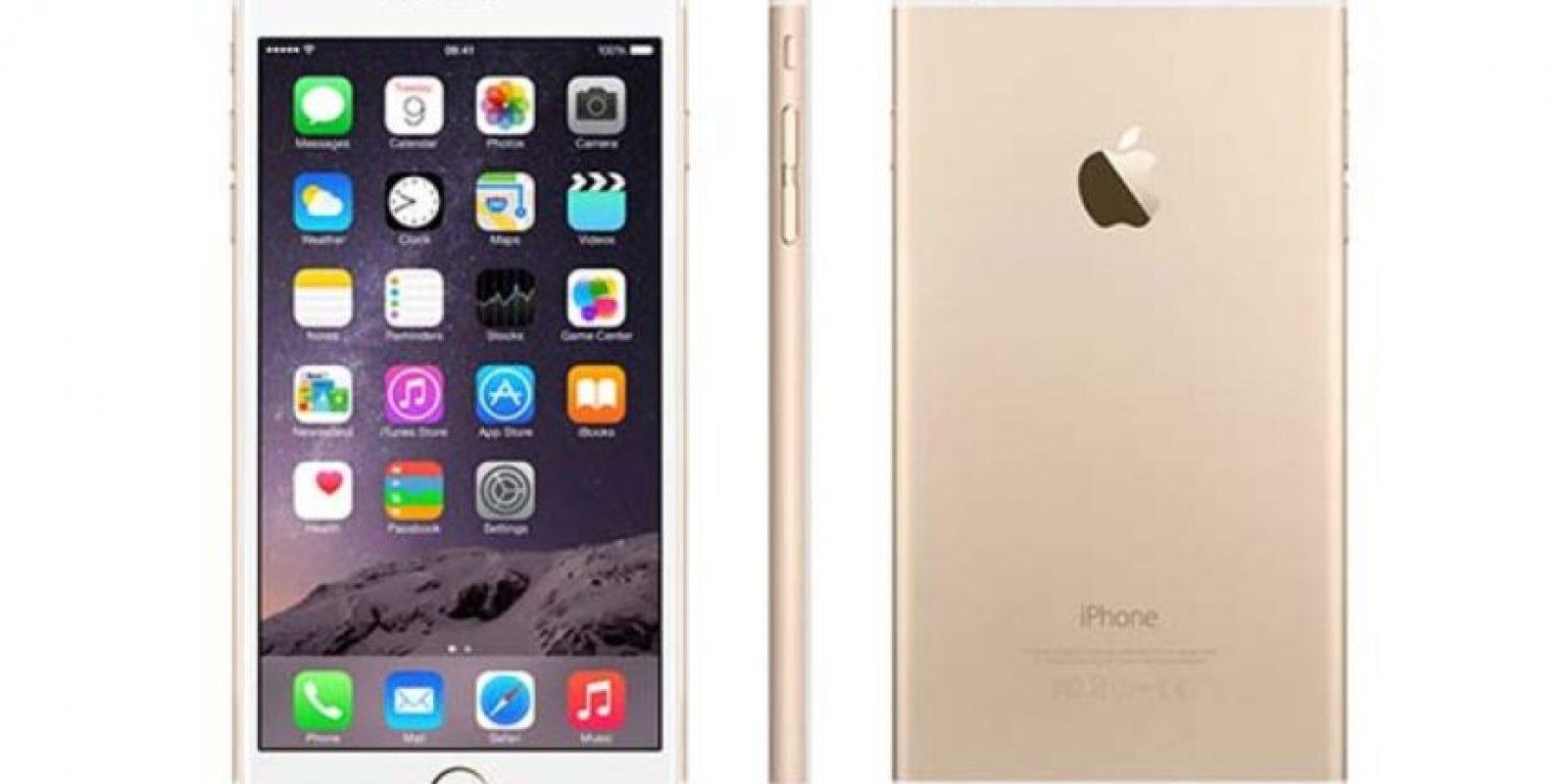 iPhone fue presentado en septiembre pasado. Foto:Apple