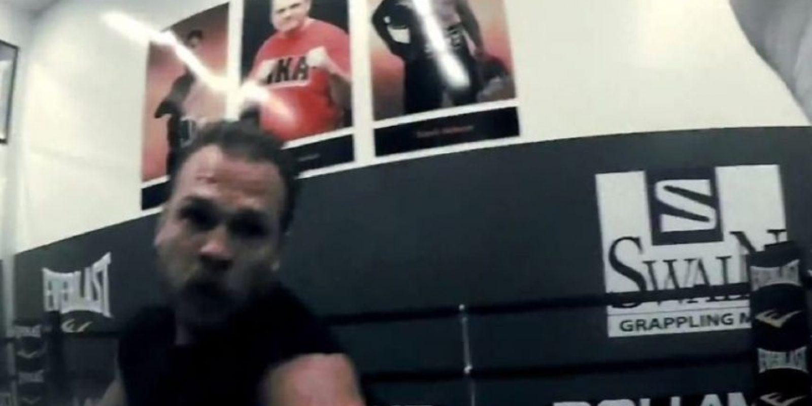 Boxeo. Foto:GoPro
