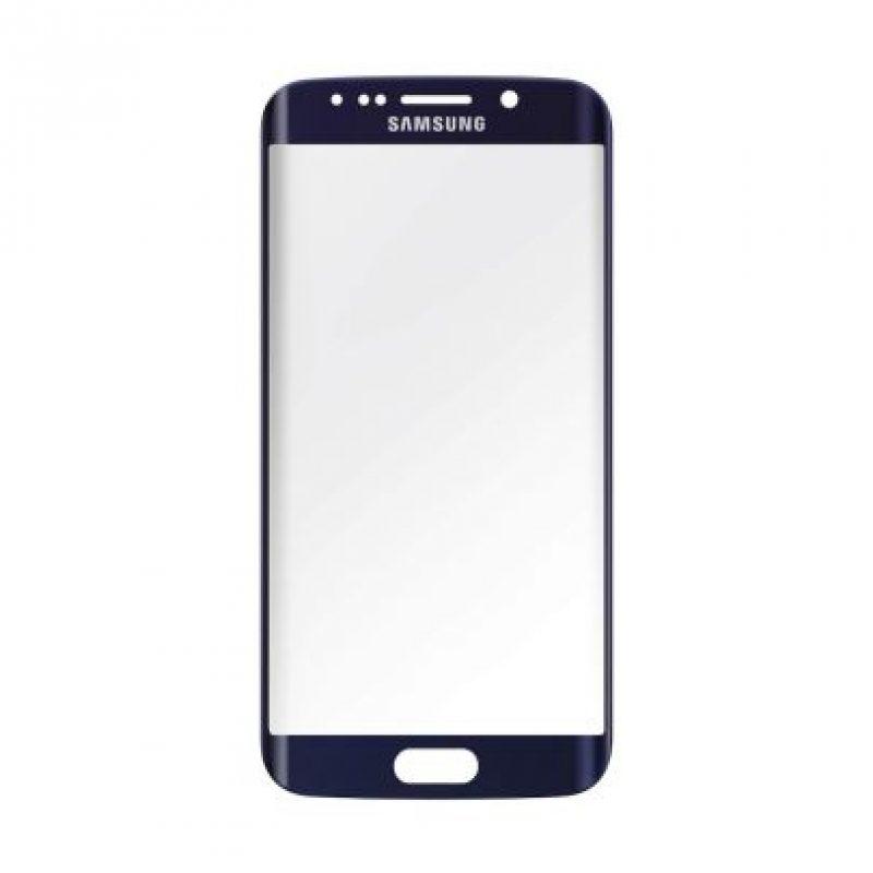 En cada uno de los orificios van la pantalla, sensores, cámara frontal, bocina y el detector de huellas dactilares. Foto:Samsung