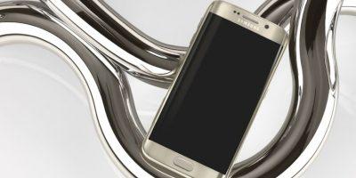 Su cámara frontal es de 5 megapixeles. Foto:Samsung