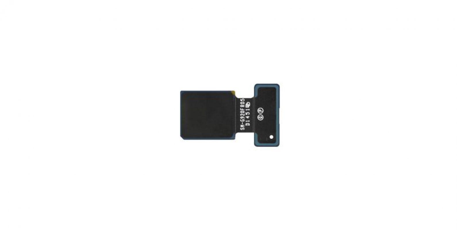 Uno de los sensores principales. Foto:Samsung