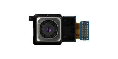 La cámara posterior es de 16 megapixeles. Foto:Samsung