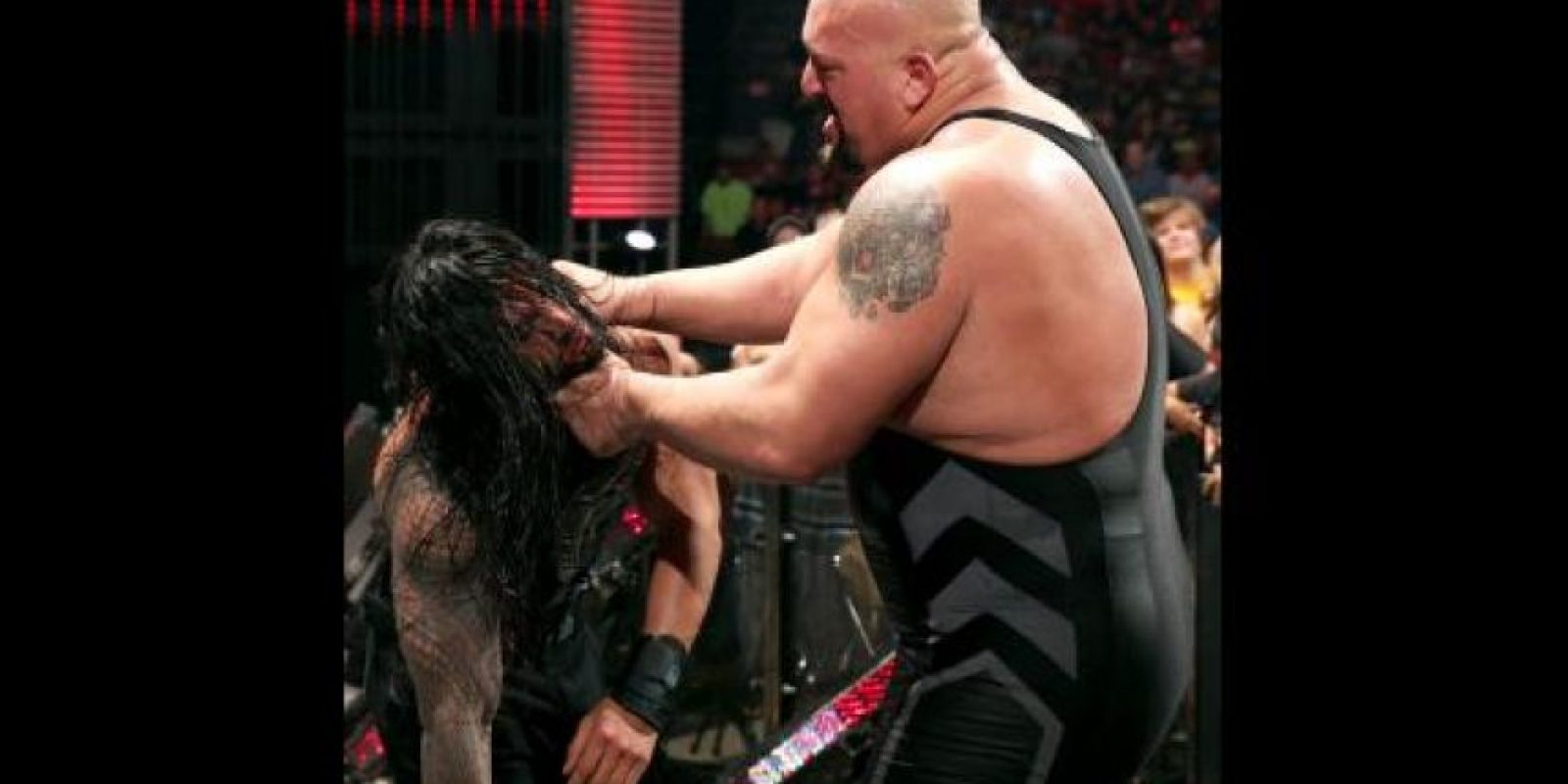 Las mejores imágenes de la amenaza triple Foto:WWE