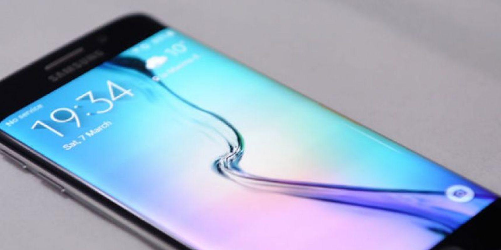 El Samsung Galaxy i7500 fue el primer Galaxy y el primer teléfono Android de Samsung. Foto:Getty