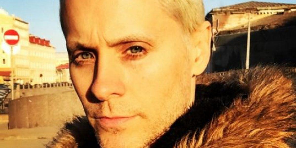 FOTO: Jared Leto revela la esperada imagen de su transformación para