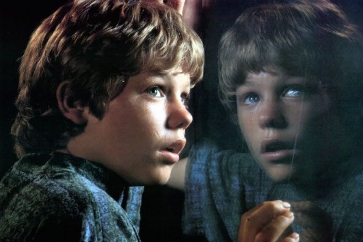 Fue elegido entre más de 4 mil niños para protagonizar la cinta Foto:Warner Bros