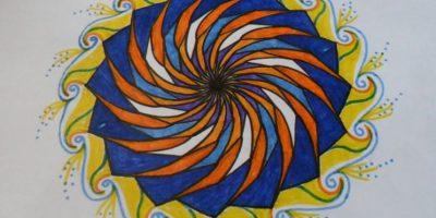 Nueva terapia: Pintar como niños para disminuir el estrés