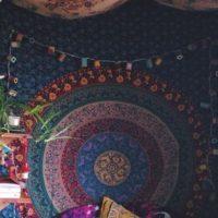 Colorear estos círculos es una forma natural de liberar el estrés y la ansiedad según especialistas. Foto:Tumblr.com/Tagged-mandalas