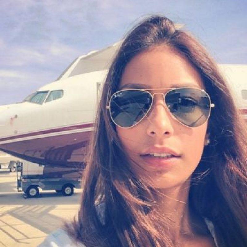 Tiene 26 años Foto:Vía instagram.com/manuelaarbelaez