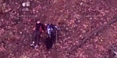 Policía encuentra niño autista perdido desde hace cinco días