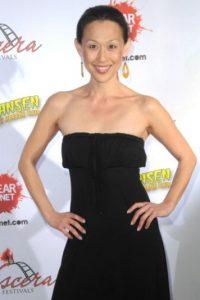 """Nicole tiene casi 40 años y ha tenido una prolífica carrera. Ha estado en series como """"Héroes"""" y """"The Mentalist"""". Foto:vía Getty Images"""