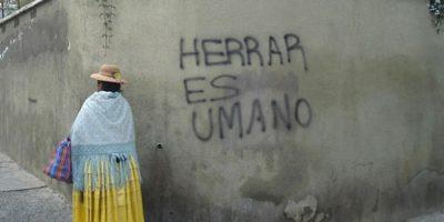 """""""Errar es humano"""" Foto:Blogsalinassanchez"""