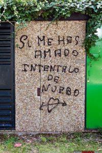 """""""Si me haz amado, inténtalo de nuevo"""" Foto:Vamoscantabria.com"""