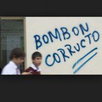 """Bombón corrupto"" Foto:Tumblr.com/Tagged-graffiti"