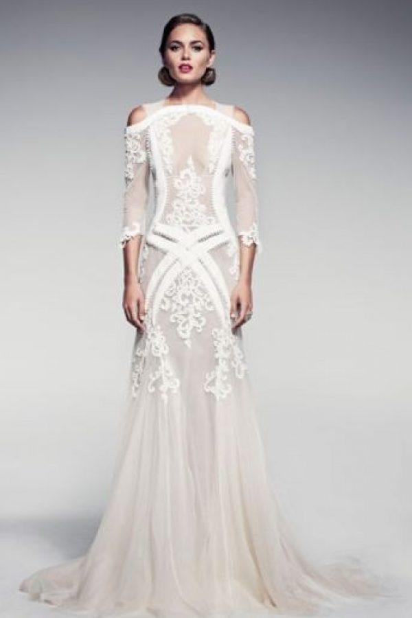 Un vestido con detalles increíbles Foto:pallascouture.com