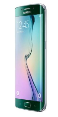 Samsung Galaxy S6 Edge sale a la venta esta misma semana. Foto:Samsung