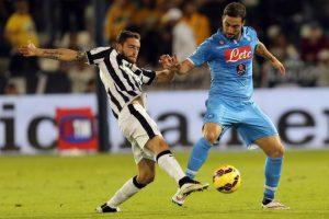 Pirlo, Vidal, Chiellini y Marchissio se tomaron en serio el papel de super héroes. Foto:AFP