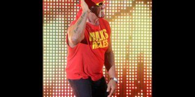 Ambos fueron parte del grupo NWO Foto:WWE