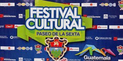 Un recorrido artístico en el primer Festival Cultural Paseo de la Sexta