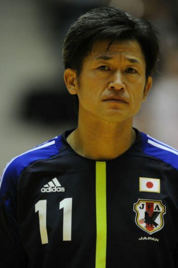 Hasta que en 2012 fue llamado a representar a su país en la Copa del Mundo de Fut-Sala. Foto:Getty Images