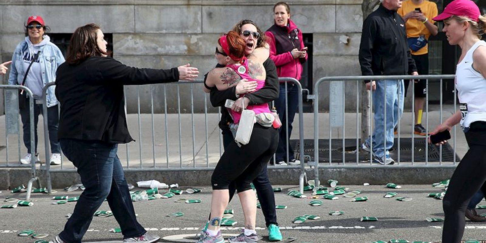 4. Las víctimas fatales del atentado fueron Krystle Campbell, Martin Richard y Lingzi Lu. Foto:Getty Images