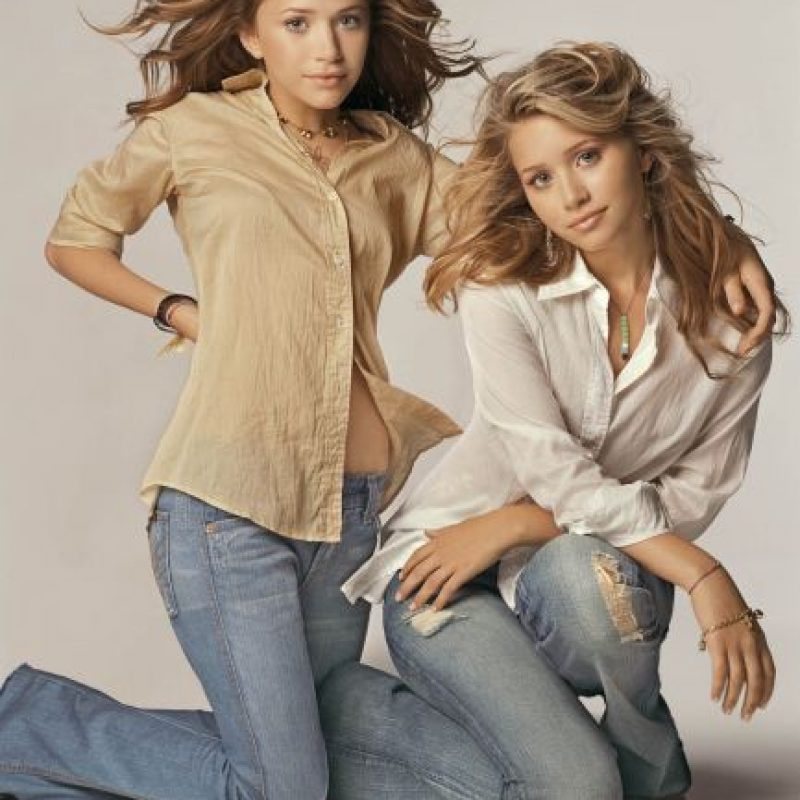 Mary Kate y Ashley Olsen Foto: Agencias