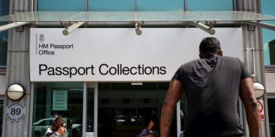 Reino Unido revisará pasaporte al salir del territorio