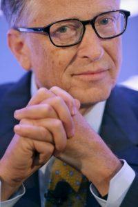 En la foto: En la foto: Cofundador de Microsoft Bill Gates. Foto:Getty Images