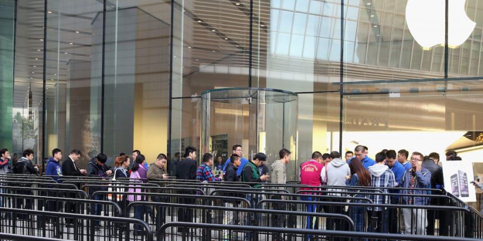 Apple busca soluciones que sean prácticas para todos. Foto:Getty Images