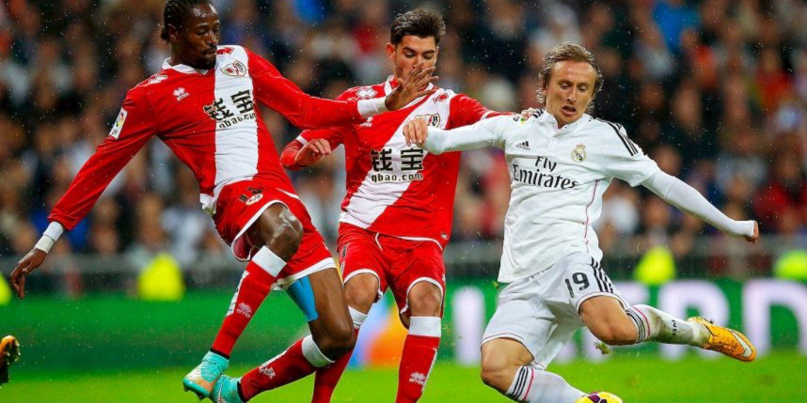 """Sin embargo, sabiendo que no hay nada que perder, el Rayo tiene como objetivo vencer al Madrid: """"¿Y qué pasaría si ganamos al Madrid? Seguro que más que si nos meten 9"""", declaró Jémez. Foto:Getty Images"""