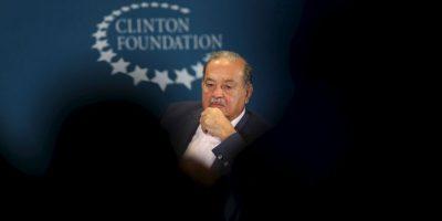 En la foto: El empresario Carlos Slim Foto:Getty Images
