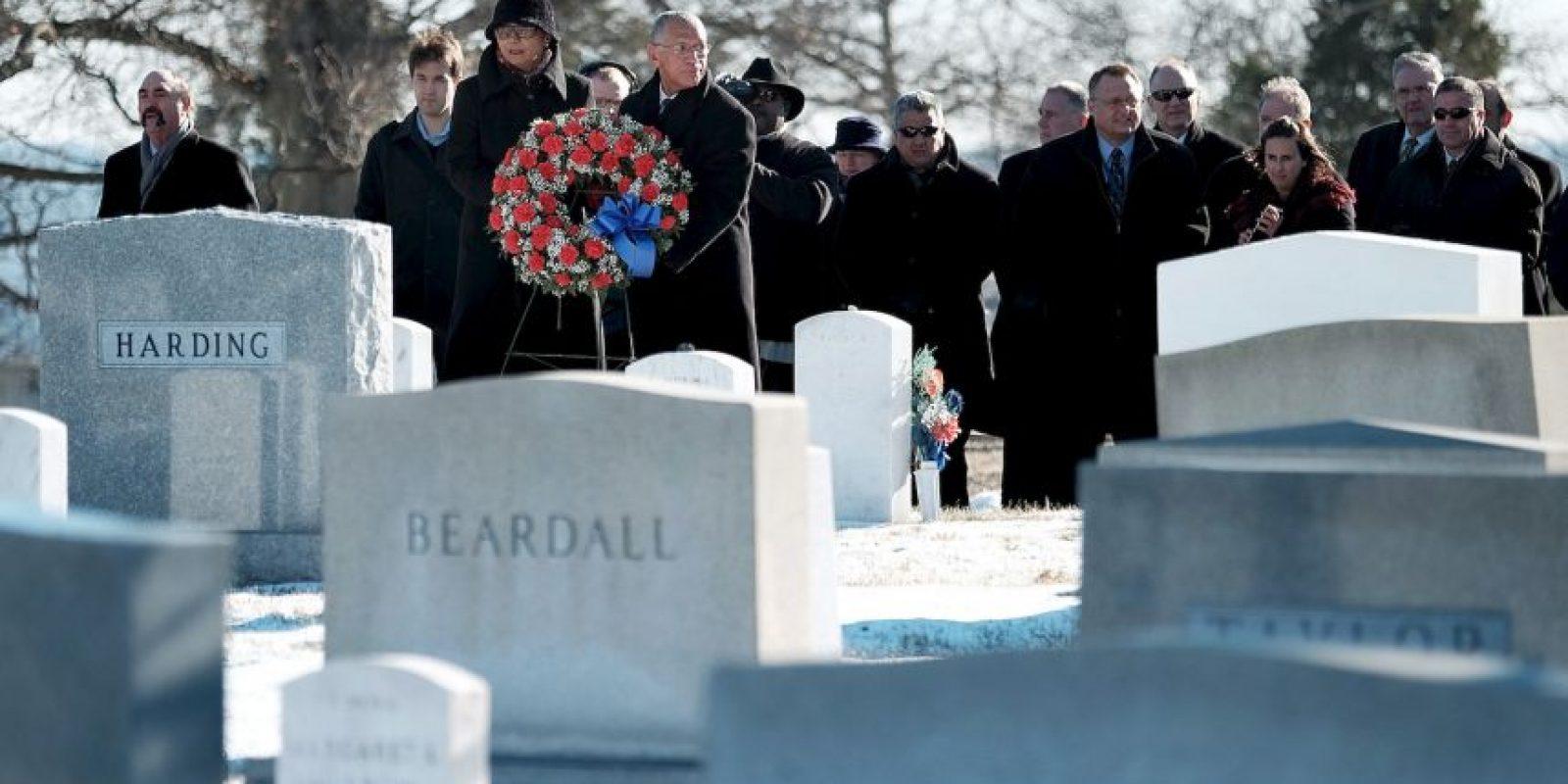Posteriormente se suicidó cortándose las venas. Foto:Getty Images