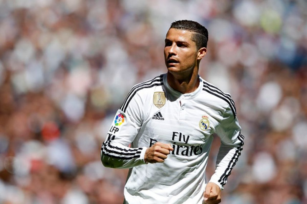 """En ese partido, Cristiano Ronaldo """"resucitó"""" y marcó cinco goles. Foto:Getty Images"""