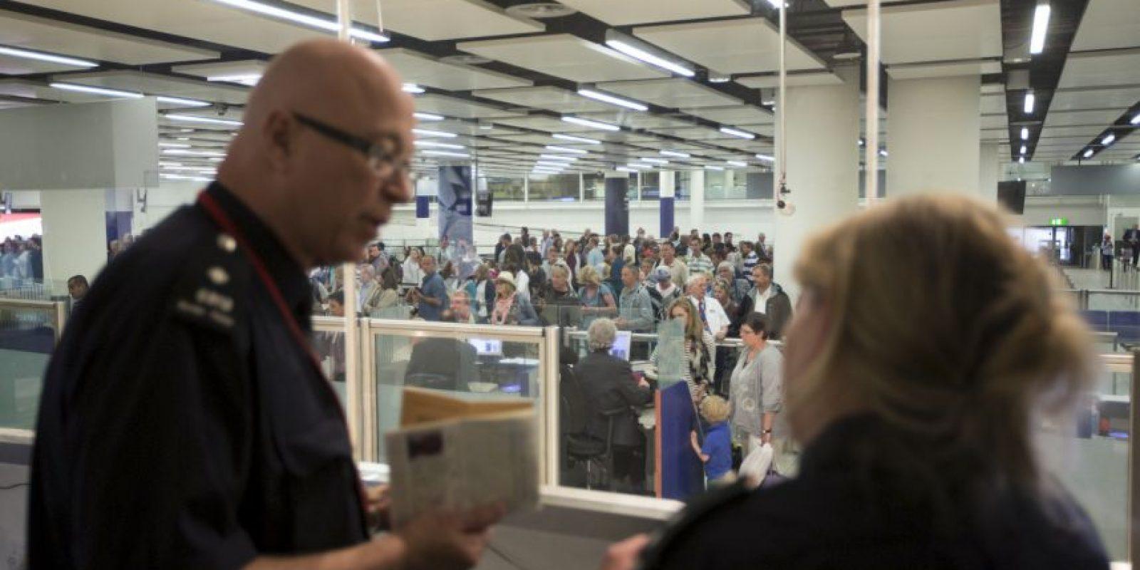 La medida tiene como objetivo combatir la inmigración ilegal. Foto:Getty Images