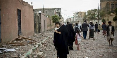 Este sitio web surgió para apoyar a las personas extranjeras que se encuentran varadas en el país por la violencia Foto:AP