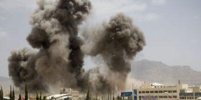 Existen hasta el momento tres frentes de lucha en Yemen: Foto:AP