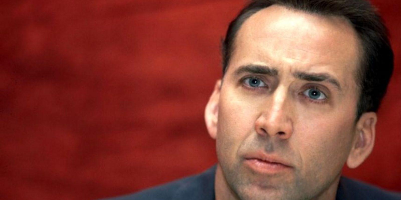 Nicolas Cage Foto:Agencias