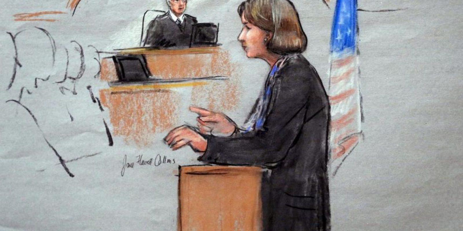 2. El jurado lo encontró culpable de los 30 cargos que se le imputaban. Foto:AP