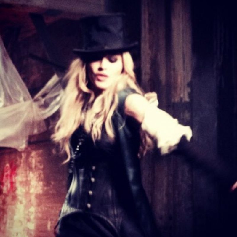 "El video ha sido dirigido por Jonas Akerlund, director de ""American Life"" o ""Ray of Light"". Foto: Instagram/madonna"