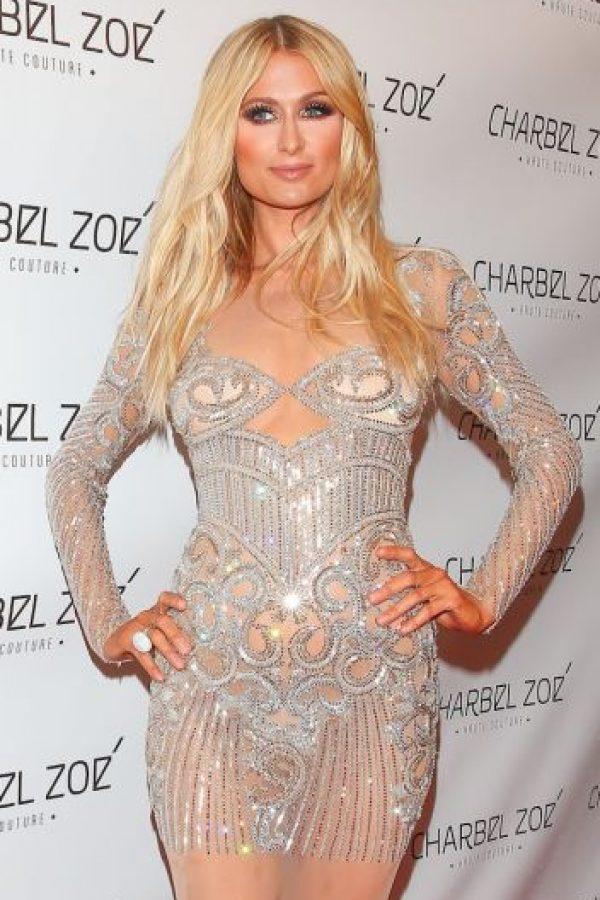 El vestido de Paris es una creación del diseñador Jovani, de Nueva York Foto:Grosby Group