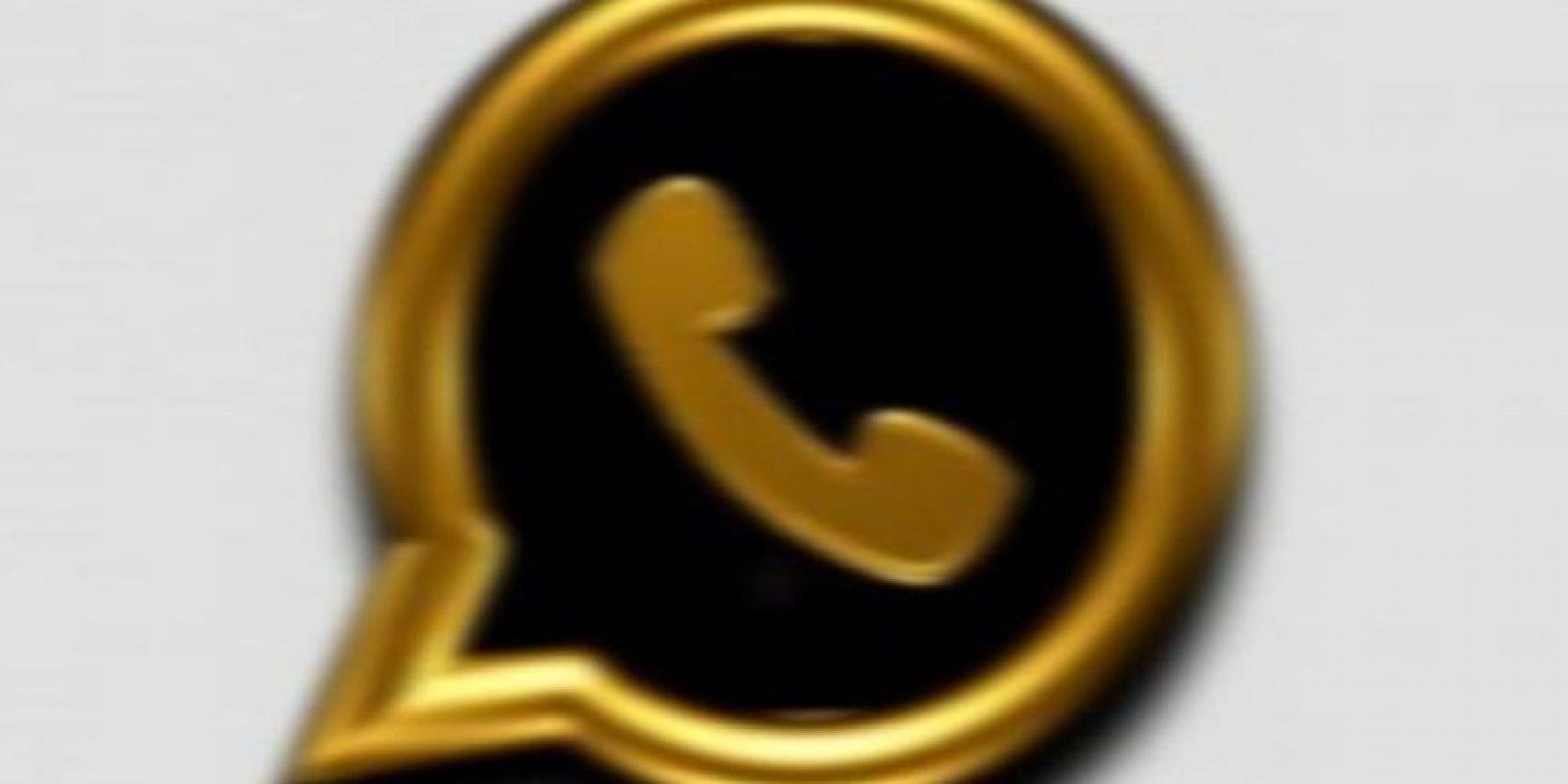 WhatsApp Oro Foto:Twitter