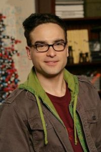 Johnny Galecki Foto: Agencias